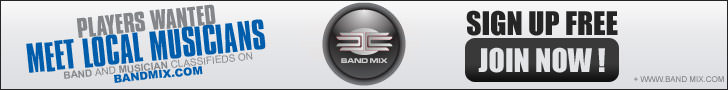 Musicians Wanted Classifieds at BandMix